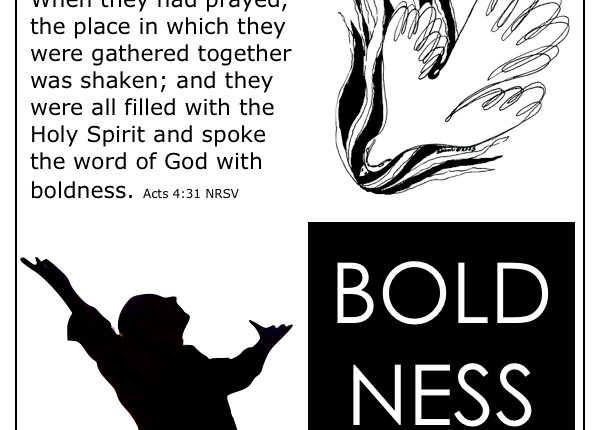 Boldness in the Spirit