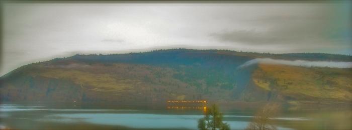 BNSF Reflection