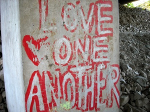 """Love One Another"" by Tim Graves"