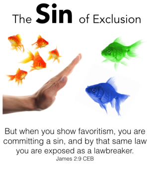 Sin of Exclusion