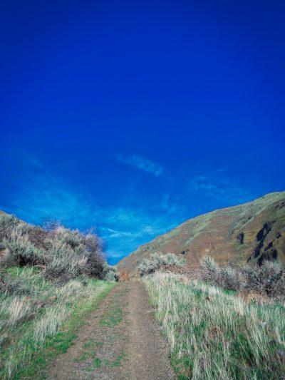 Beckoning Trail. © Tim Graves